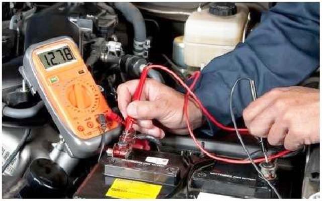 Eletricista de auto